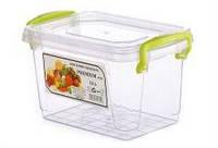2,0л. Контейнер харчовий Premium 21,2*14,1*12,5смAL-Plastik