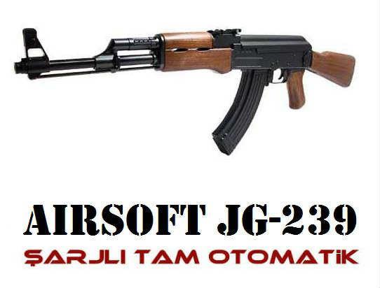 Детский автомат JG-239 Калашников
