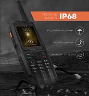 Android F17 - 3G кнопочный смартфон интернет рация zello