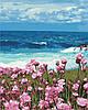 Картина по номерам Цветы у моря (AS0380) 40 х 50 см ArtStory