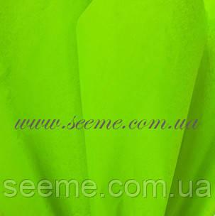 Папір тишею, Bright Lime, 1 аркуш