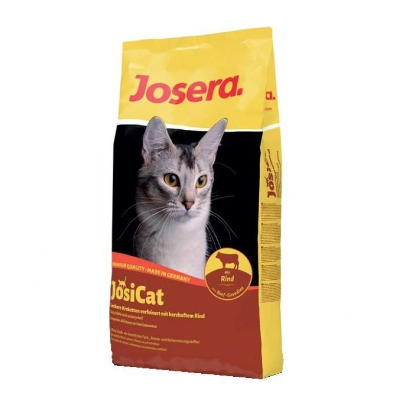 Корм для котов JosiCat 10 кг (Говядина)