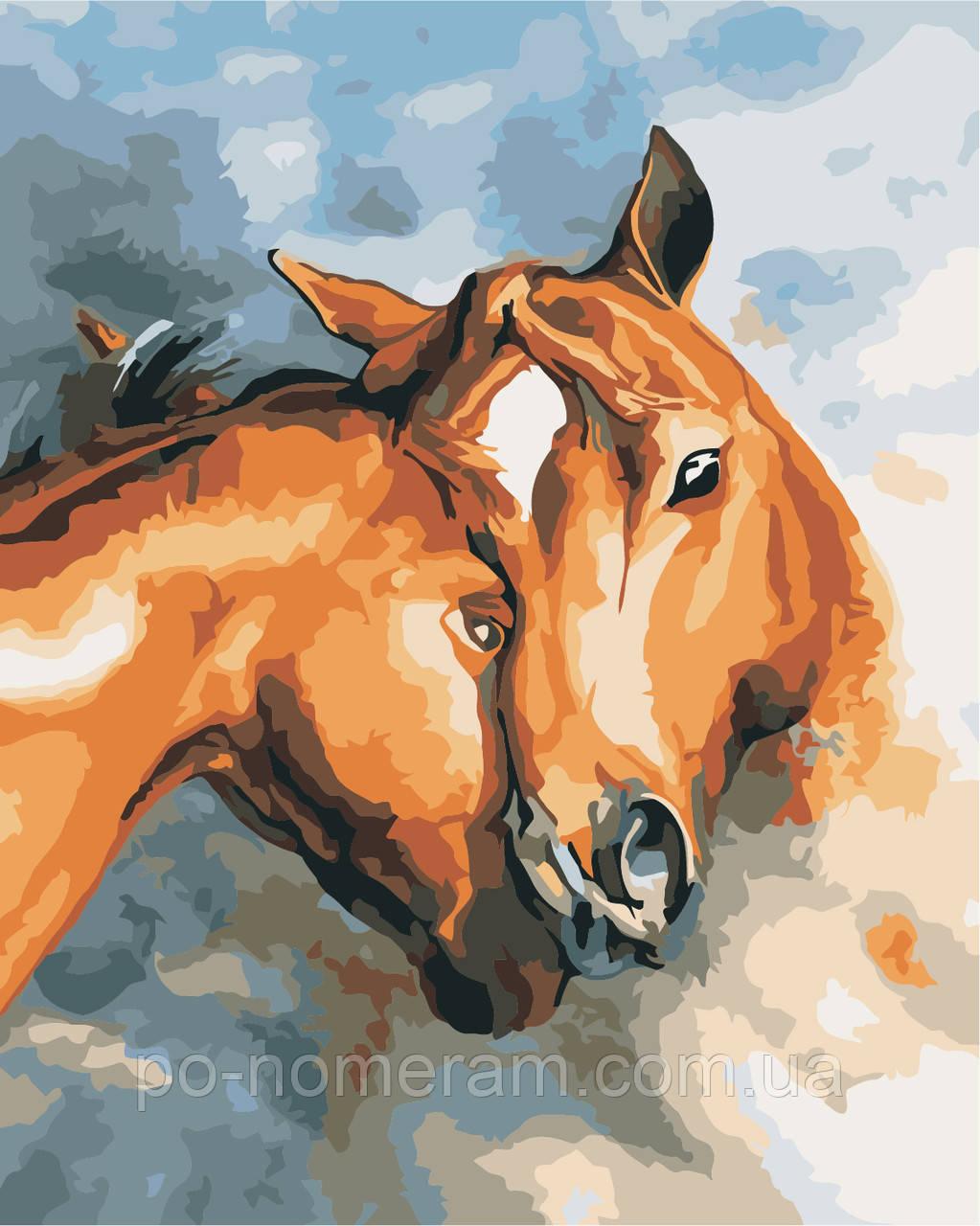 Раскраска для взрослых Искренность (AS0395) 40 х 50 см ArtStory