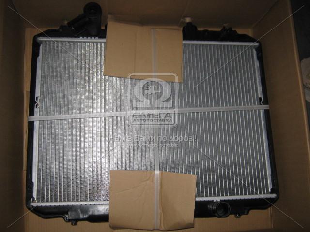 Радиатор охлаждения HYUNDAI H-100; MITSUBISHI L300 (пр-во Nissens), 67034