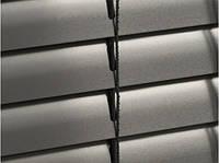 Жалюзи горизонтальные металлические Люкс (металлик), фото 1