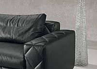 Кожаный диван Итальянская реплика