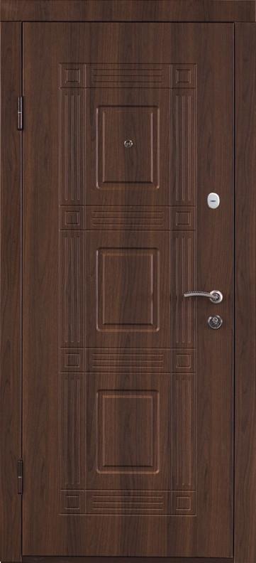 Уличные входные двери Квадро винорит замки Кале