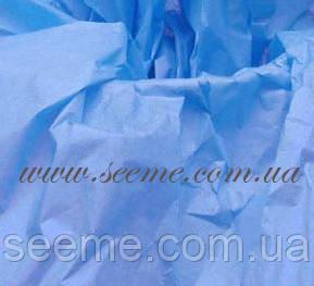 Бумага тишью, Pacific Blue, 1 лист
