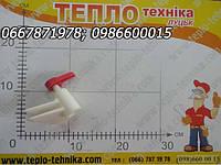Механизм выброса жмыха соковыжималки Садовая СВШПП-302, устройство принудительного сброса жмыха