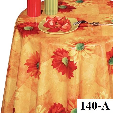 "Клеенка для стола ""Dekorama"" 140. Рулон. Турция., фото 1"
