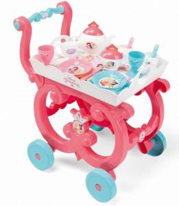 Тележка с набором посуды Smoby Disney Princess 3+ (310572)