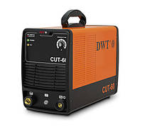 Инвертор плазменной врезки DWT CUT-60 MINI Черно-оранжевый (ЦБ000018036)