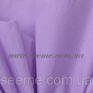 Бумага тишью, Soft Lavender, 1 лист