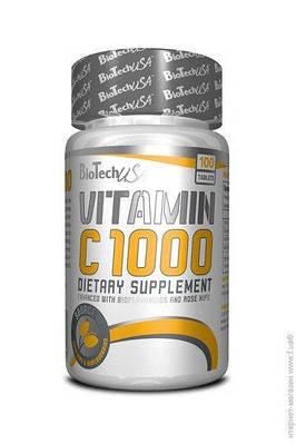 BT Vitamin C 1000  - 100 т