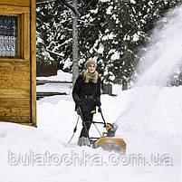 Снегоуборщик для дома STIGA ST1151E (легкий, удобный, компактный), фото 2