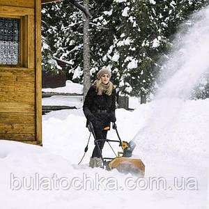 Снегоуборщик для дома STIGA ST1151E (легкий, удобный, компактный)