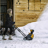Снегоуборщик для дома STIGA ST1151E (легкий, удобный, компактный), фото 6