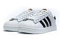 Кроссовки женские Adidas Superstar (реплика) 30910