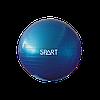 Мяч для фитнеса (фитбол) Rising Anti Burst Gym Ball 65 см