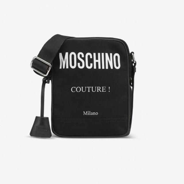 Мужская сумка Moschino Couture Shoulder Bag