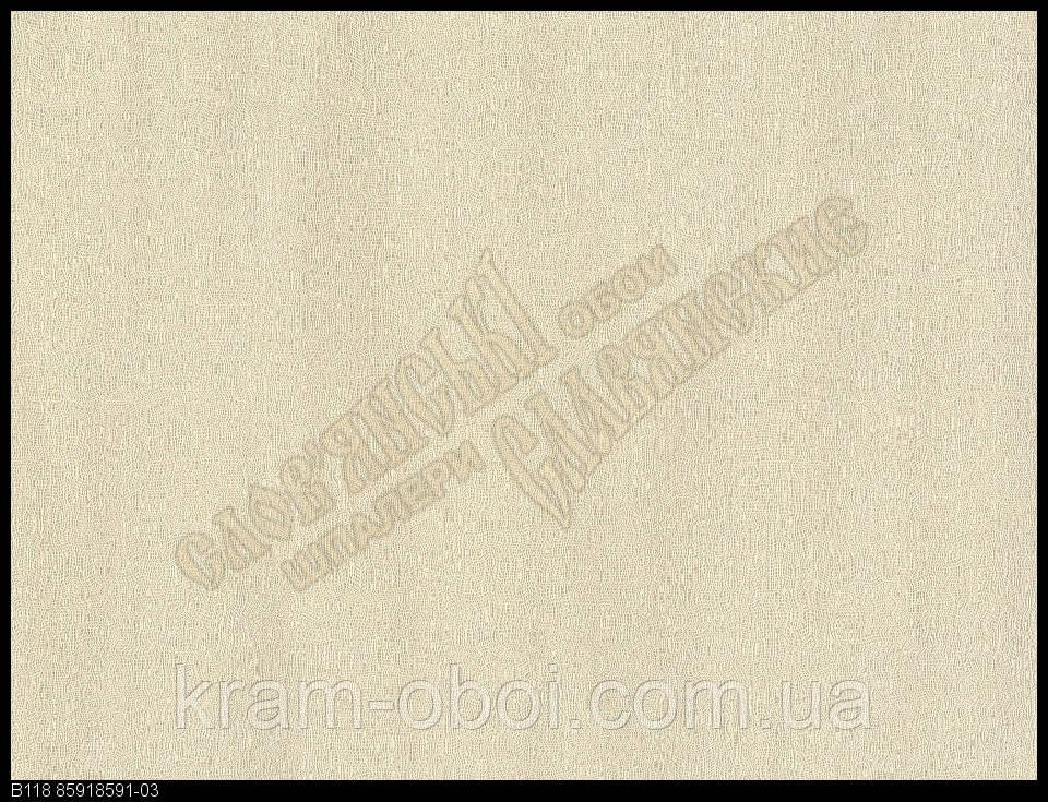 Обои Славянские Обои КФТБ виниловые горячего тиснения шелкография 10м*1,06 9В118 Витас 2 8591-03
