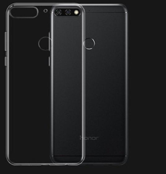 Силиконовый чехол для Huawei Y7 Prime (2018)