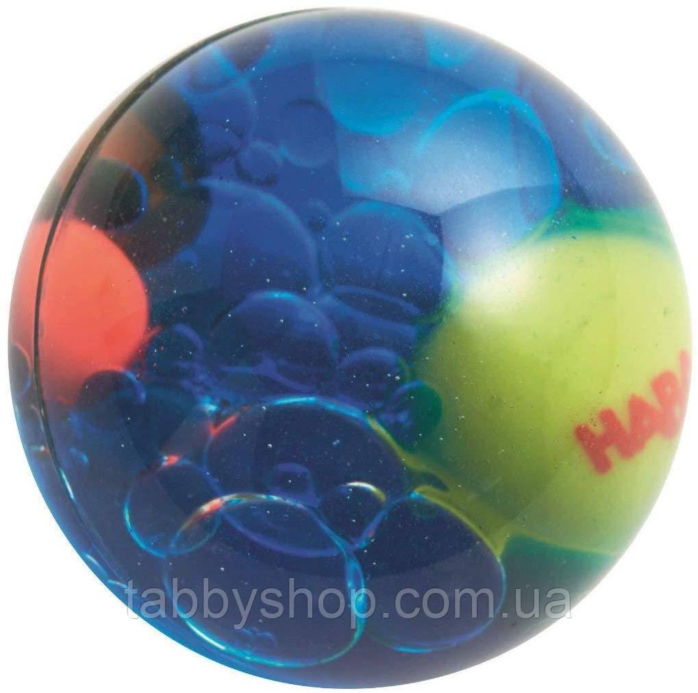 Мячик-попрыгунчик с пузырьками HABA