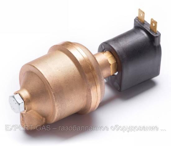Клапан газа Torelli большой №6 д.8 мм