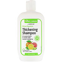 Шампунь для увеличения густоты волос Madre Labs, Thickening Shampoo, Citrus Squeeze, 414 мл, фото 1
