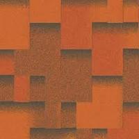 Битумная черепица Акваизол, Акцент Синай (красный+коричневый+антик)