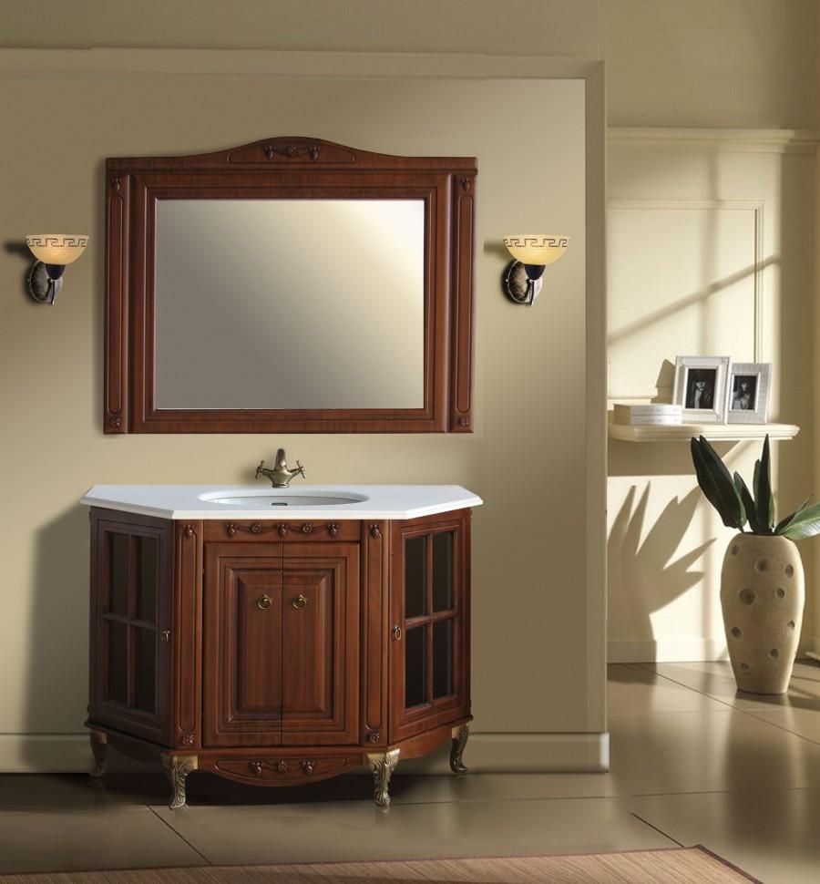 Комплект мебели Ольвия (Атолл) Верона 120 scuro