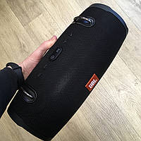 Портативная Bluetooth Колонка JBL Xtreme 2 black черная, беспроводная акустика джбл