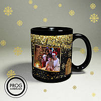 Чашка новорічна з фото 04