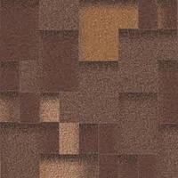 Битумная черепица Акваизол, Акцент Горячий шоколад (коричневый+антик+черный+серый)
