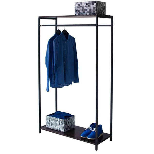 Двойная стойка для одежды «Квадро 8», фото 1