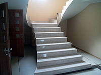 Монолитные лестницы на заказ