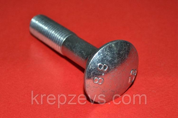 Болт М16 ГОСТ 7802-81 оцинкованный
