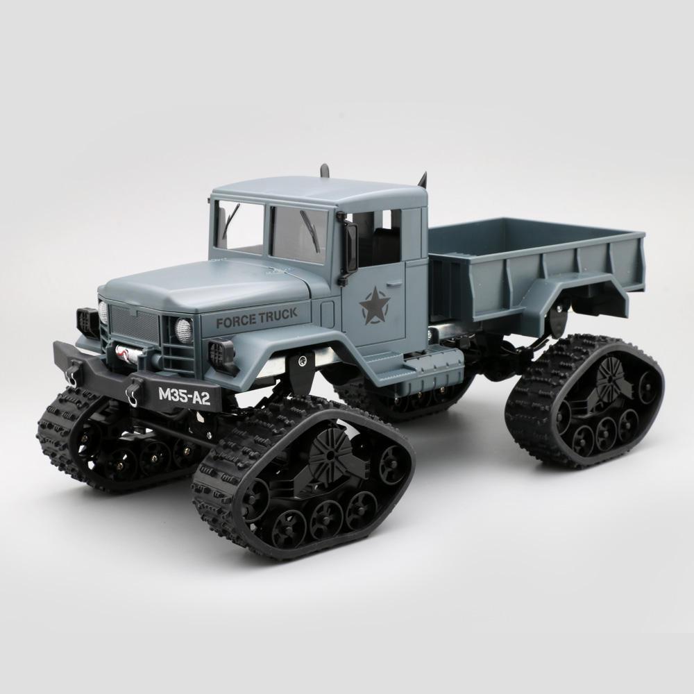 Детский военный грузовик на радиоуправлении FY001BW