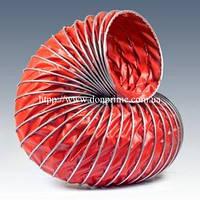 Вентиляционные шланги, рукава, трубопроводы типа КЛИН (силикон)