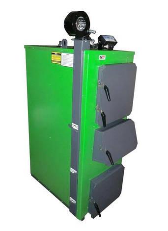 Твердотопливный котел SteelArt SA-25 кВт длительного горения, фото 2