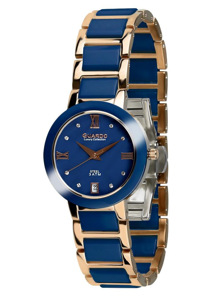 Женские наручные часы Guardo S00342(m) RgBl