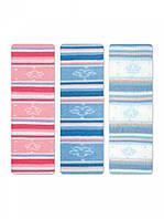 Колготки хлопковые детские SOF-TIKI (махровые внутри) 7С-38СП, p. 62-74, белый,голубой,светло-розовый.