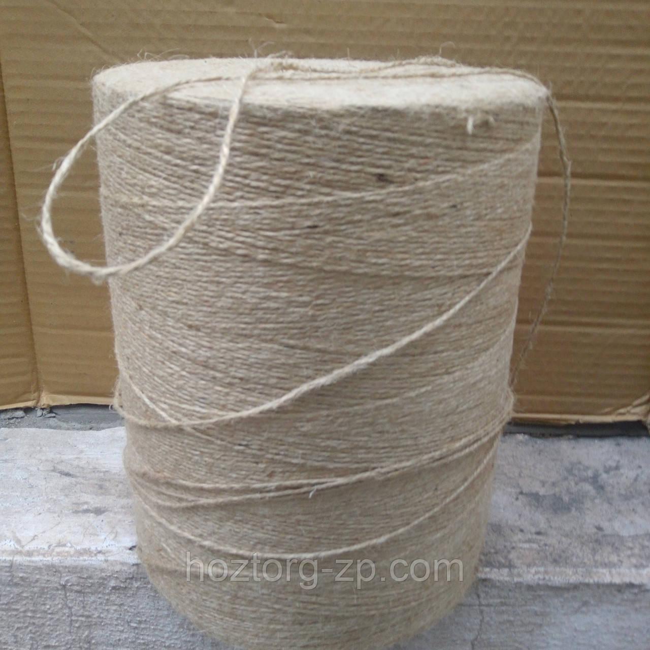 Шпагат джутовый 2 мм (10кг-9000м)