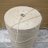 Шпагат джутовый 2 мм (10кг-9000м), фото 3