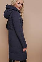 Зимний пуховик теплый женский размеры 42-52, фото 3