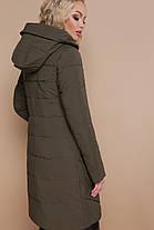 Зимний пуховик теплый женский размеры 42-52, фото 2