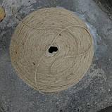 Шпагат джутовый 2 мм (10кг-9000м), фото 4
