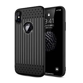 Чохол накладка Primo Shell TPU для Apple iPhone XS Max - Black