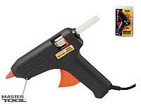 Пистолет клеевой MasterTool 42-0500, фото 1