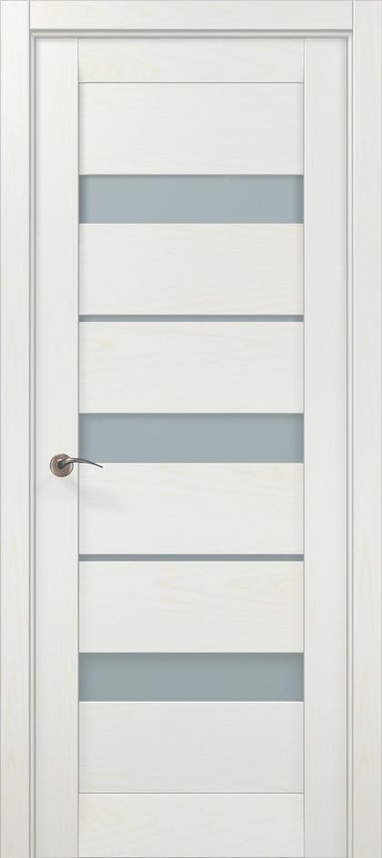 Двери межкомнатные Папа Карло ML-22 Ясень белый